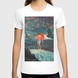 The Boy and the Birds T-shirt