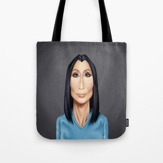 Celebrity Sunday ~ Cher(Cherilyn Sarkisian) Tote Bag