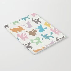 Eeveelution Notebook