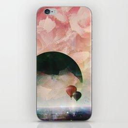Dryft nwwhwyr iPhone Skin