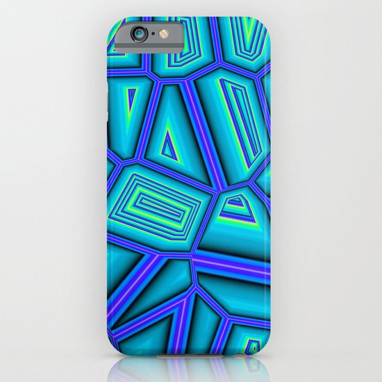 abstract tiles  iPhone & iPod Case