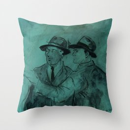 the meaning Throw Pillow