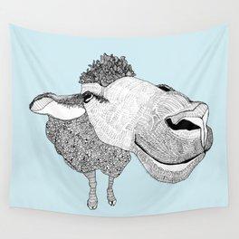 Sheepy Wall Tapestry
