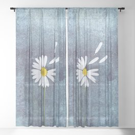 Daisy II Sheer Curtain