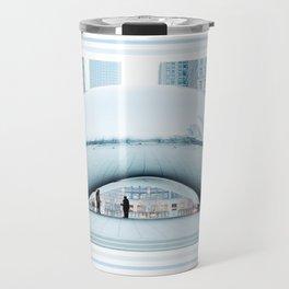 Lonely Chicago Icon Travel Mug
