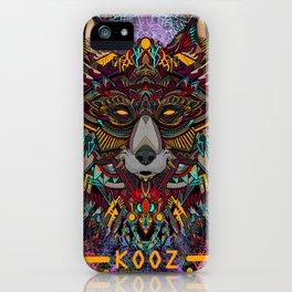 LAZY SLOTH iPhone Case