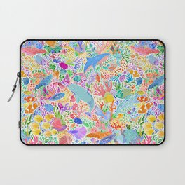 A Narwhal of a Time Laptop Sleeve
