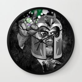 MAGNETO X Wall Clock