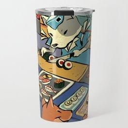 Sushi Inu Travel Mug