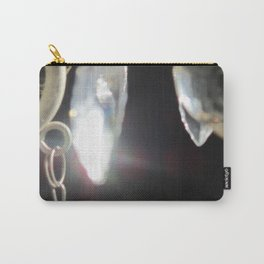 Chandelier Black Carry-All Pouch