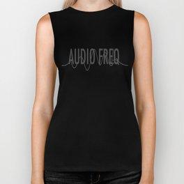 Audio Freq Biker Tank