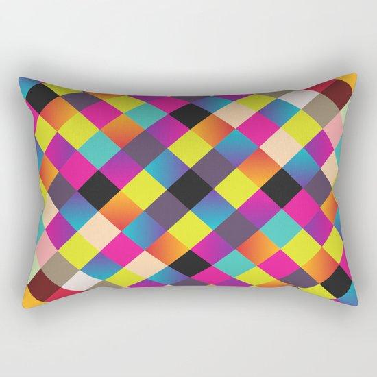 Pass This Off Rectangular Pillow