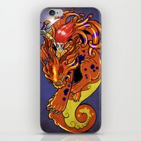 foo fighters iPhone & iPod Skins featuring Foo Punch! by Electra Vasiliadi
