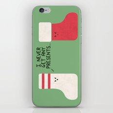 Socks To Be You iPhone Skin