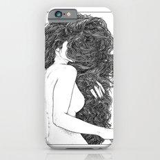asc 590 - Le peigne (Combing her hair) iPhone 6 Slim Case