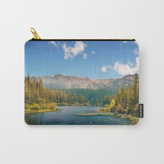 Penetrating in nature Carry-All Pouch