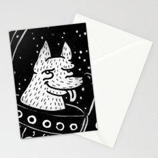 nostalgia espacial Stationery Cards