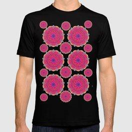 Pink Mandalas T-shirt