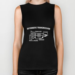 automatic transmission power loss letdown science Biker Tank