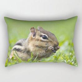 Cute Chipmunk Rectangular Pillow
