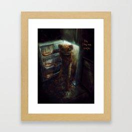 Gorefield Framed Art Print