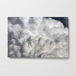 Cumulonimbus Clouds 10 Metal Print