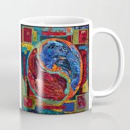 Head Over Tails Coffee Mug