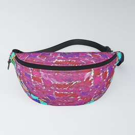 Pixellated Heart Fanny Pack