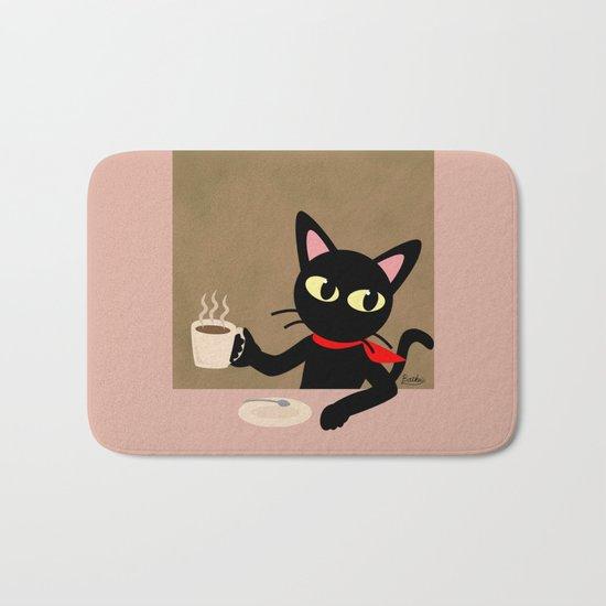 Have a coffee? Bath Mat