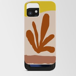 Color Study Matisse Inspired iPhone Card Case
