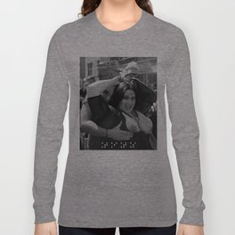 Braille: Tits Long Sleeve T-shirt