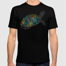 Tortus Mens Fitted Tee LARGE Black