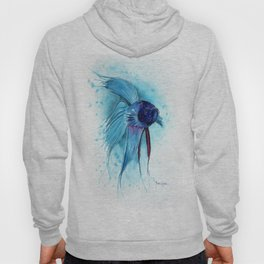 Betta fish Hoody