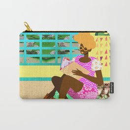 Kitten Room Carry-All Pouch
