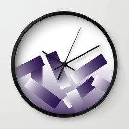 Real Madrid 1996 Wall Clock