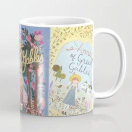 Anne of Green Gables Books Coffee Mug