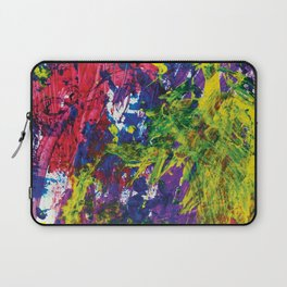 Lung Cancer Laptop Sleeve