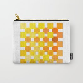 50 Squares of YELLOW - Living Hell Carry-All Pouch