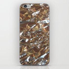 Foiled Again iPhone Skin