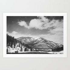 Mountain/Colorado Art Print