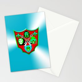 Tribute to Metal Icons Stationery Cards