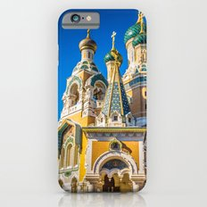 Russian Orthodox Cathedral, Nice France iPhone 6s Slim Case