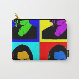 Jared Padalecki Pop Art Carry-All Pouch