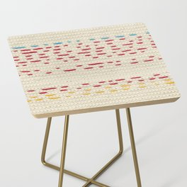 Yarns - Between the lines Side Table