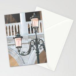Venice Lights Stationery Cards