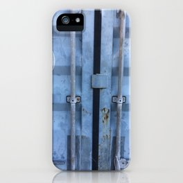 Shipping Container Doors iPhone Case