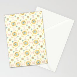 Vintage Peranakan Tiles Stationery Cards