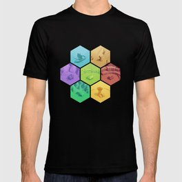 The Resource Conquest - 3D T-shirt