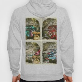 Alice of Wonderland Series Hoody