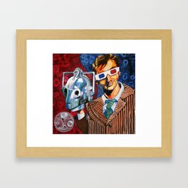 Sounds Like You Need A Doctor Framed Art Print